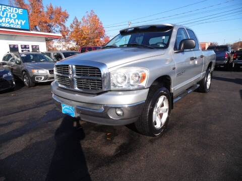 2007 Dodge Ram Pickup 1500 for sale at Surfside Auto Company in Norfolk VA
