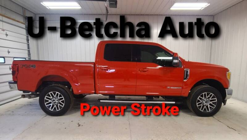 2017 Ford F-250 Super Duty for sale at Ubetcha Auto in St. Paul NE