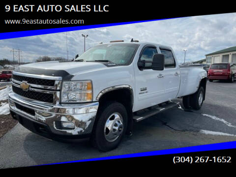 2013 Chevrolet Silverado 3500HD for sale at 9 EAST AUTO SALES LLC in Martinsburg WV