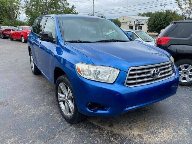 2009 Toyota Highlander for sale at A Class Auto Sales in Indianapolis IN