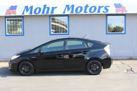 2015 Toyota Prius for sale at Mohr Motors in Salem OR