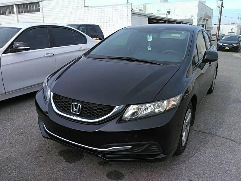 2013 Honda Civic for sale at Best Quality Auto Sales in Sun Valley CA