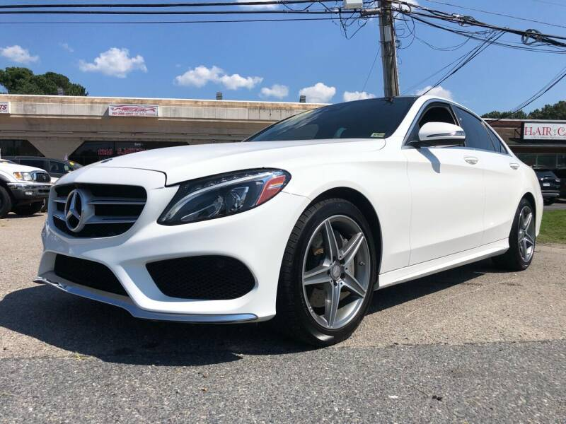 2016 Mercedes-Benz C-Class for sale at Mega Autosports in Chesapeake VA