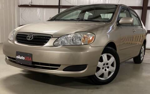 2005 Toyota Corolla for sale at eAuto USA in New Braunfels TX