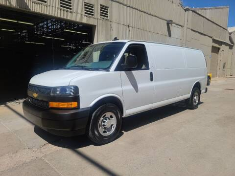 2020 Chevrolet Express Cargo for sale at NEW UNION FLEET SERVICES LLC in Goodyear AZ