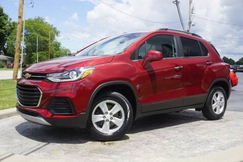 2018 Chevrolet Trax for sale at Platinum Motors LLC in Heath OH