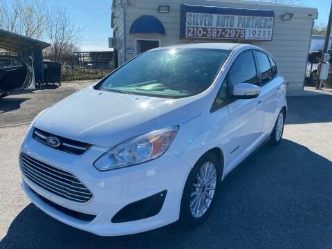 2013 Ford C-MAX Hybrid for sale at Silver Auto Partners in San Antonio TX