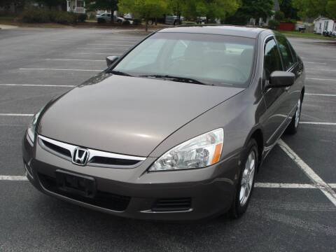2007 Honda Accord for sale at Uniworld Auto Sales LLC. in Greensboro NC