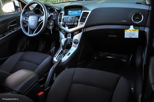 2016 Chevrolet Cruze Limited 1LT Auto 4dr Sedan w/1SD - Atlanta GA