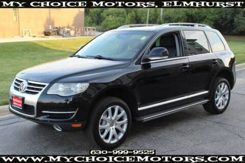 2008 Volkswagen Touareg 2 for sale at My Choice Motors Elmhurst in Elmhurst IL