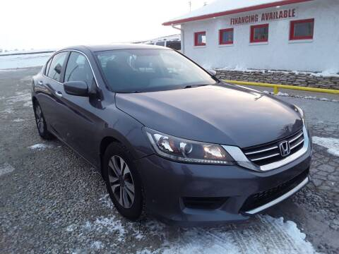 2013 Honda Accord for sale at Sarpy County Motors in Springfield NE