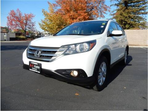 2013 Honda CR-V for sale at A-1 Auto Wholesale in Sacramento CA