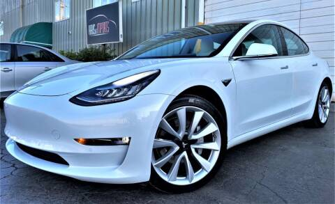 2018 Tesla Model 3 for sale at Haus of Imports in Lemont IL