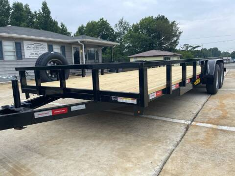 2021 Lawrimore 20ft Utility Trailer for sale at A&C Auto Sales in Moody AL