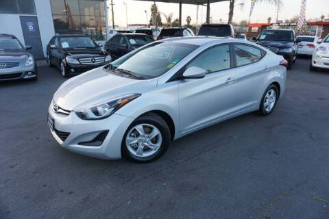 2014 Hyundai Elantra for sale at Industry Motors in Sacramento CA