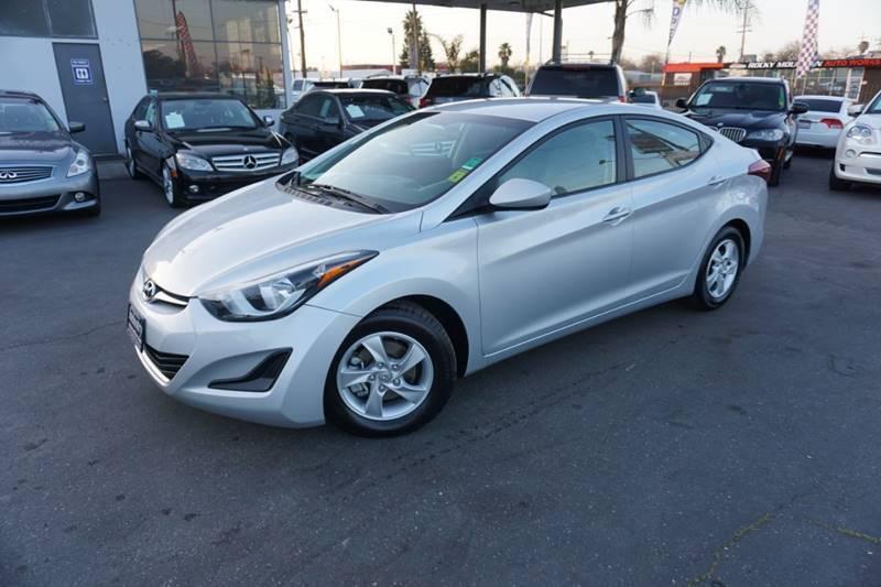 2014 Hyundai Elantra for sale at Industry Motors in Sacramento CA