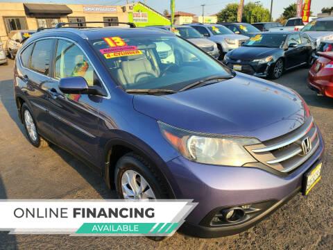 2013 Honda CR-V for sale at Super Cars Sales Inc #1 - Super Auto Sales Inc #2 in Modesto CA