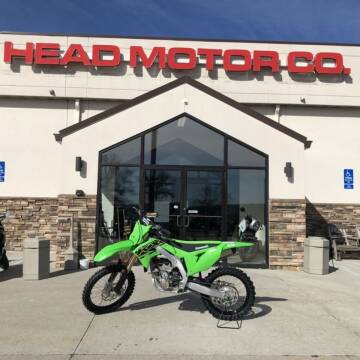 2021 Kawasaki KX250F for sale at Head Motor Company - Head Indian Motorcycle in Columbia MO