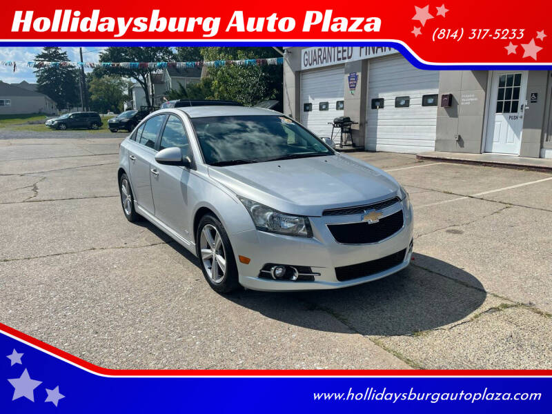 2012 Chevrolet Cruze for sale at Hollidaysburg Auto Plaza in Hollidaysburg PA