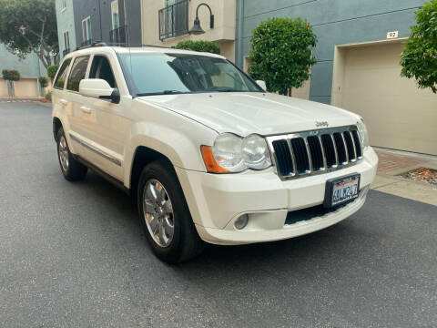 2008 Jeep Grand Cherokee for sale at Bay Auto Exchange in San Jose CA