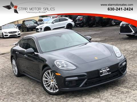 2017 Porsche Panamera for sale at Star Motor Sales in Downers Grove IL