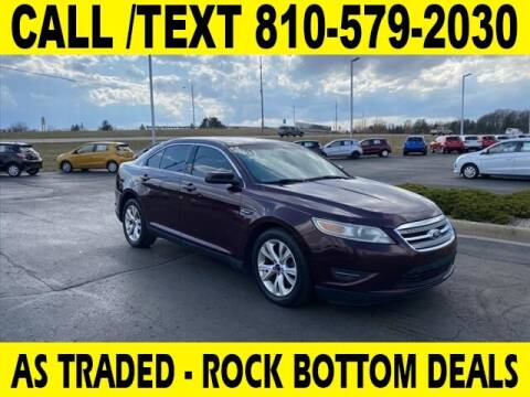 2011 Ford Taurus for sale at Lasco of Grand Blanc in Grand Blanc MI