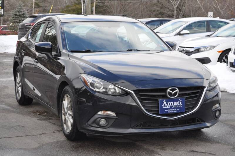 2016 Mazda MAZDA3 for sale at Amati Auto Group in Hooksett NH
