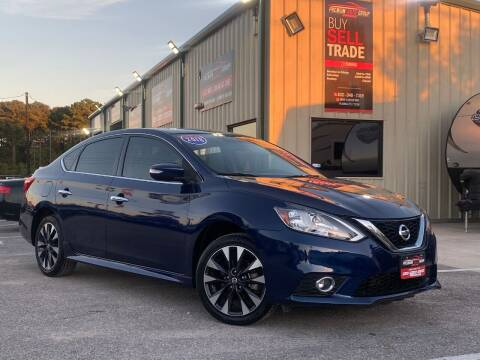 2018 Nissan Sentra for sale at Premium Auto Group in Humble TX