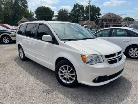 2011 Dodge Grand Caravan for sale at Integrity Auto Sales in Brownsburg IN
