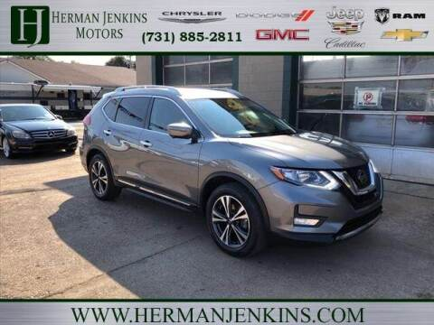 2018 Nissan Rogue for sale at Herman Jenkins Used Cars in Union City TN
