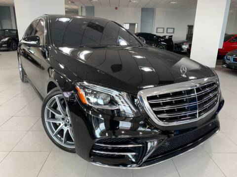 2019 Mercedes-Benz S-Class for sale at Auto Mall of Springfield in Springfield IL