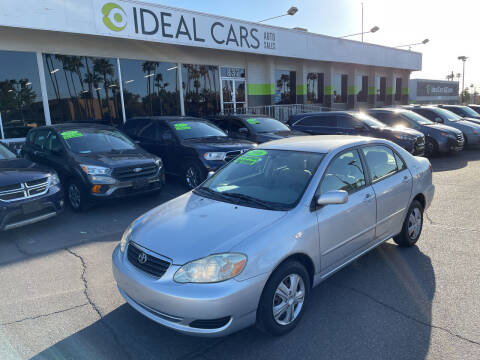 2006 Toyota Corolla for sale at Ideal Cars in Mesa AZ