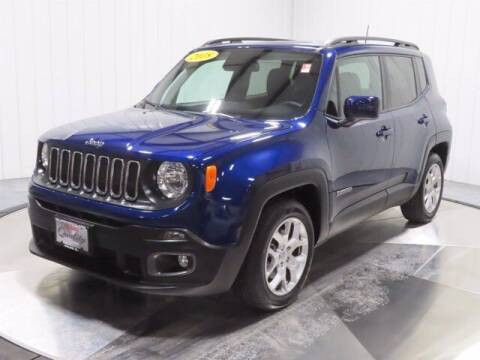2018 Jeep Renegade for sale at HILAND TOYOTA in Moline IL