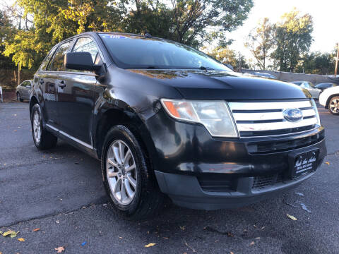 2008 Ford Edge for sale at PARK AVENUE AUTOS in Collingswood NJ