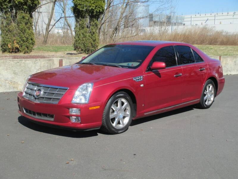 2008 Cadillac STS for sale at PA Direct Auto Sales in Levittown PA
