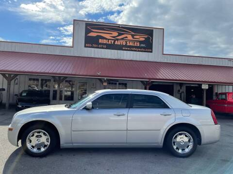 2005 Chrysler 300 for sale at Ridley Auto Sales, Inc. in White Pine TN