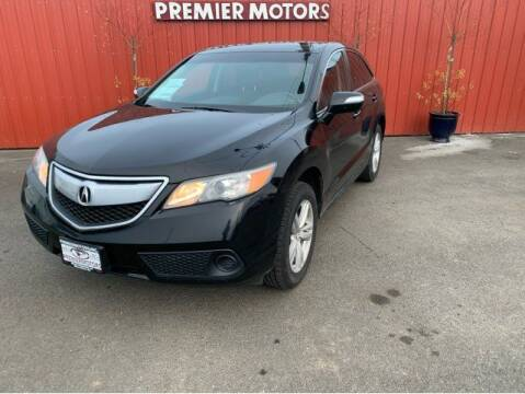 2014 Acura RDX for sale at PremierMotors INC. in Milton Freewater OR