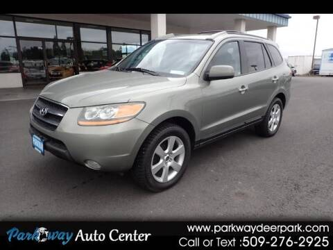2008 Hyundai Santa Fe for sale at PARKWAY AUTO CENTER AND RV in Deer Park WA