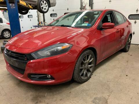 2013 Dodge Dart for sale at Auto Warehouse in Poughkeepsie NY