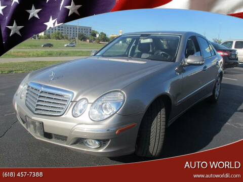 2007 Mercedes-Benz E-Class for sale at Auto World in Carbondale IL