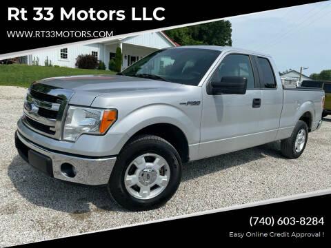 2014 Ford F-150 for sale at Rt 33 Motors LLC in Rockbridge OH