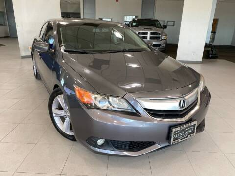 2014 Acura ILX for sale at Auto Mall of Springfield in Springfield IL