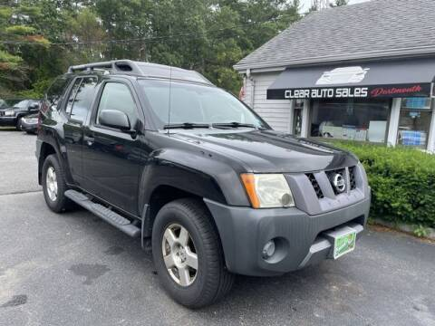 2007 Nissan Xterra for sale at Clear Auto Sales in Dartmouth MA