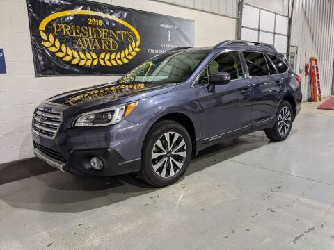 2015 Subaru Outback for sale at LIDTKE MOTORS in Beaver Dam WI