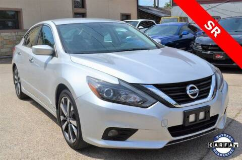 2016 Nissan Altima for sale at LAKESIDE MOTORS, INC. in Sachse TX