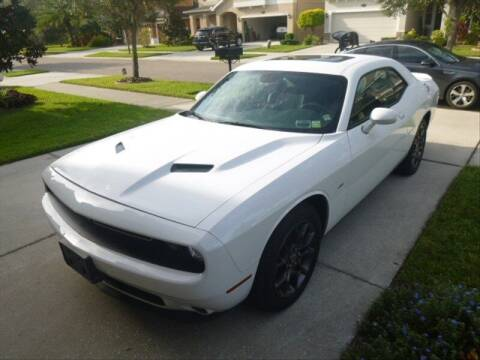 2018 Dodge Challenger for sale at Florida Fine Cars - West Palm Beach in West Palm Beach FL
