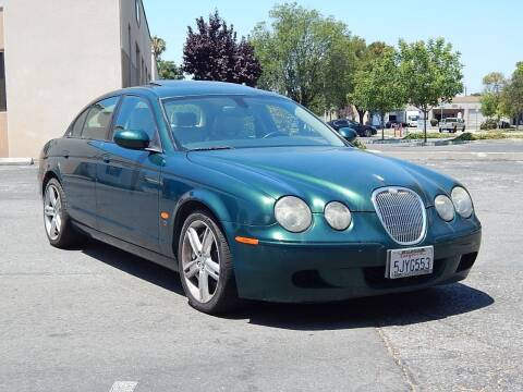 2005 Jaguar S-Type R for sale at Crow`s Auto Sales in San Jose CA