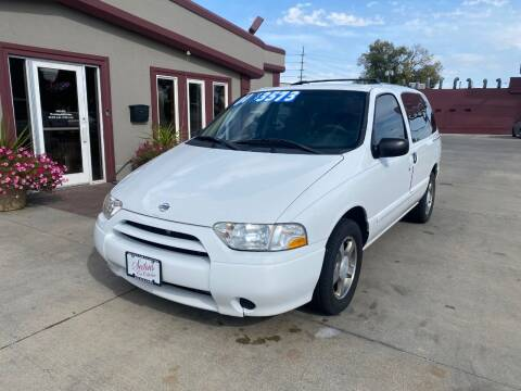 2001 Nissan Quest for sale at Sexton's Car Collection Inc in Idaho Falls ID