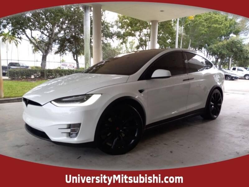 2018 Tesla Model X for sale in Davie, FL