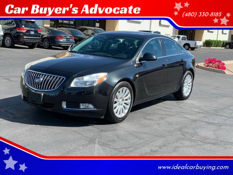 2011 Buick Regal for sale at Car Buyer's Advocate in Phoenix AZ